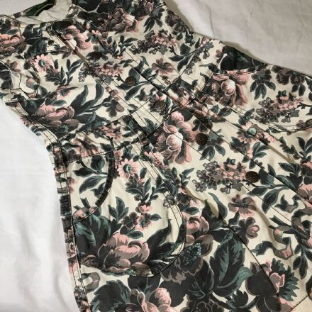 3-4 Year Floral Dress